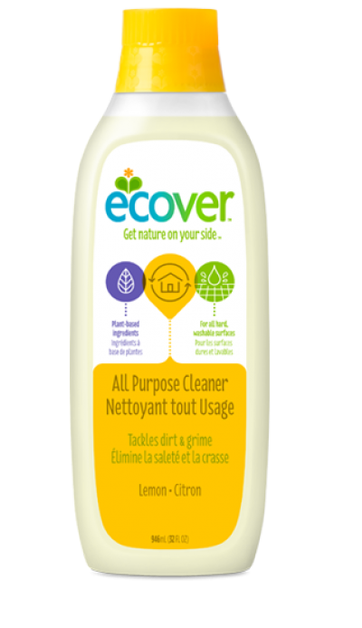 EV-ALL PURPOSE CLEANER*LEMON-946ML