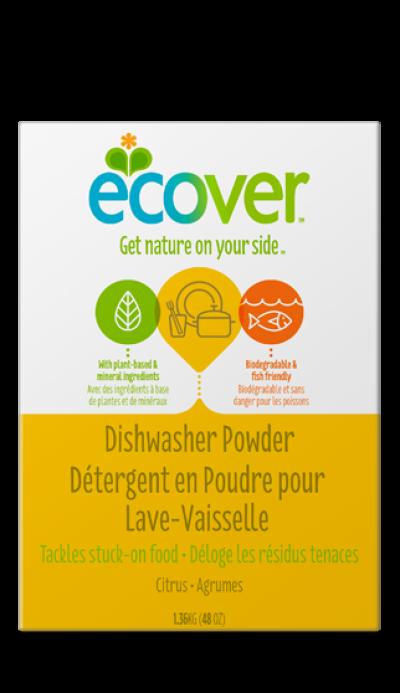 EV-DISHWASHER POWDER*CITRUS SCENT-1.36KG