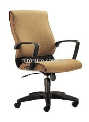 KLAIR Presidential Medium Back Chair (AIM1902F)