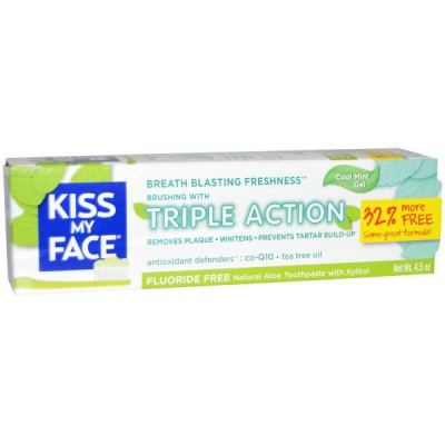 KMF-TOOTHPASTE-TRIPLE ACTION-127.6G