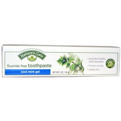 NG-TOOTHPASTE-COOL MINT GEL-141G