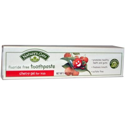 NG-TOOTHPASTE-CHERRY GEL FOR KIDS-141G