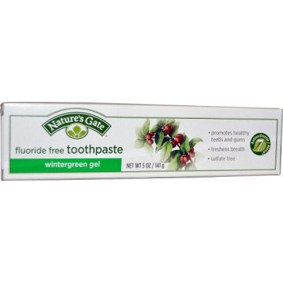 NG-TOOTHPASTE-WINTERGREEN GEL-141G