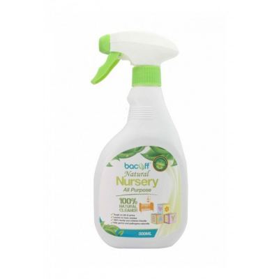 BACOFF NATURAL NURSERY ALL PURPOSE 500ML