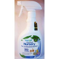 BACOFF NATURAL NURSERY TOY , SURFACE & AIR SANITIZER 500ML