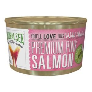 NS-PINK SALMON-SALTED-213G