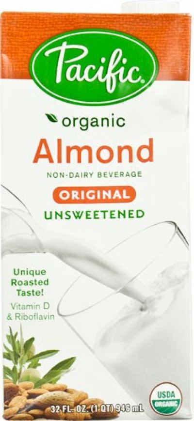 PAC-ALMOND MILK-UNSWEETENED*ORIGINAL-946ML