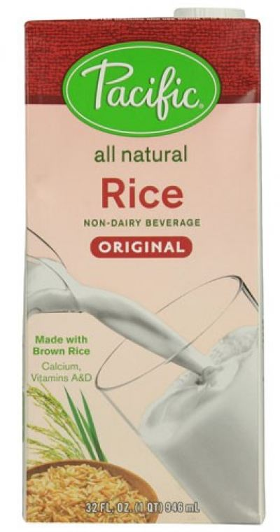 PAC-RICE MILK*ORIGINAL*946ML