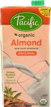 PAC-ALMOND*ORIGINAL-946ML NON-DAIRY BEVERAGES PACIFIC NATURAL FOOD*USA BEVERAGES/TETRA PACK PRODUCTS