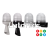 MW86M Series - D86mm Wall Mounting LED 3 Colors in 1 Signal Light (Multi Sound) Signal lights  Indicating lights Menics Products