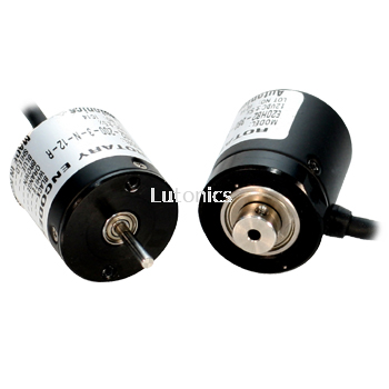 E20S/E20HB Series - Diameter Ø20mm Shaft type/Hollow shaft built-in type Incremental Rotary encoder
