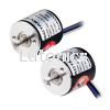 E18S Series - Shaft Type Ø18 mm Incremental Rotary Encoders Incremental encoders  Rotary Encoders Sensors