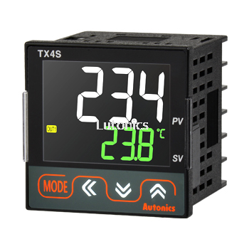 TX Series - LCD Display PID Temperature Controllers