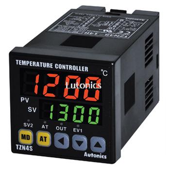 TZN/TZ Series - Dual PID Control Temperature Controller