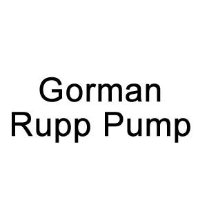 Gorman Rupp Pump