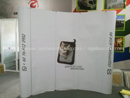 Pop Up system display