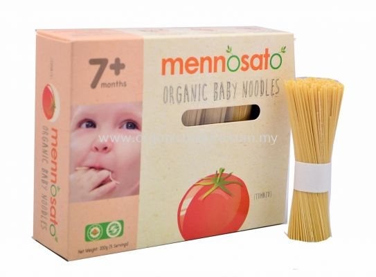 MNS Organic Baby Noodle - Tomato