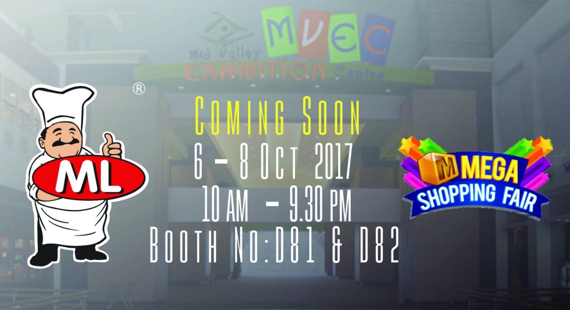 ML @Mega Shopping Fair