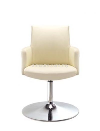 Morris Executive Low Back Chair with Trumpet Base (AIM5106L)