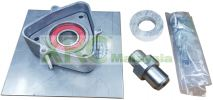 T5550 ELECTROLUX DRYER BEARING HOUSE WITH BEARING BEARING DRYER SPARE PARTS