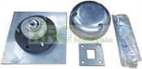 4871974 ELECTROLUX DRYER BEARING HOUSE WITH BEARING BEARING DRYER SPARE PARTS