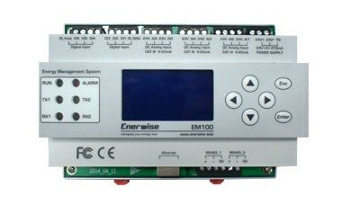 EM100 Environmental Logger Intelligent Data Server & Controller Series