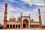 8D6N India Golden Triangle+Kashmir  India  Package Tours