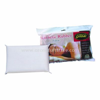 Synthetic Rubber Pillow