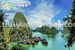 5D4N Hanoi/ Halong Bay/Trang an Vietnam  Package Tours