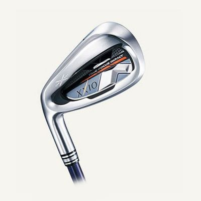 XXIO 10 Left Handed Steel Irons