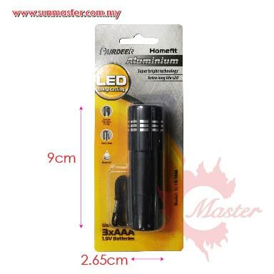 Mini LED Torch Light
