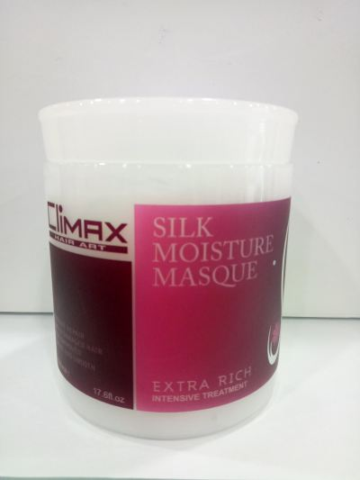 CLIMAX SILK MOISTURE MASQUE 500ML