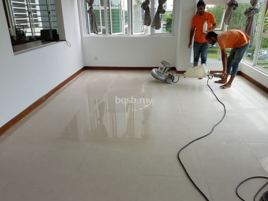Ceramic Tiles Polishing Malaysia | Tiles Restoration