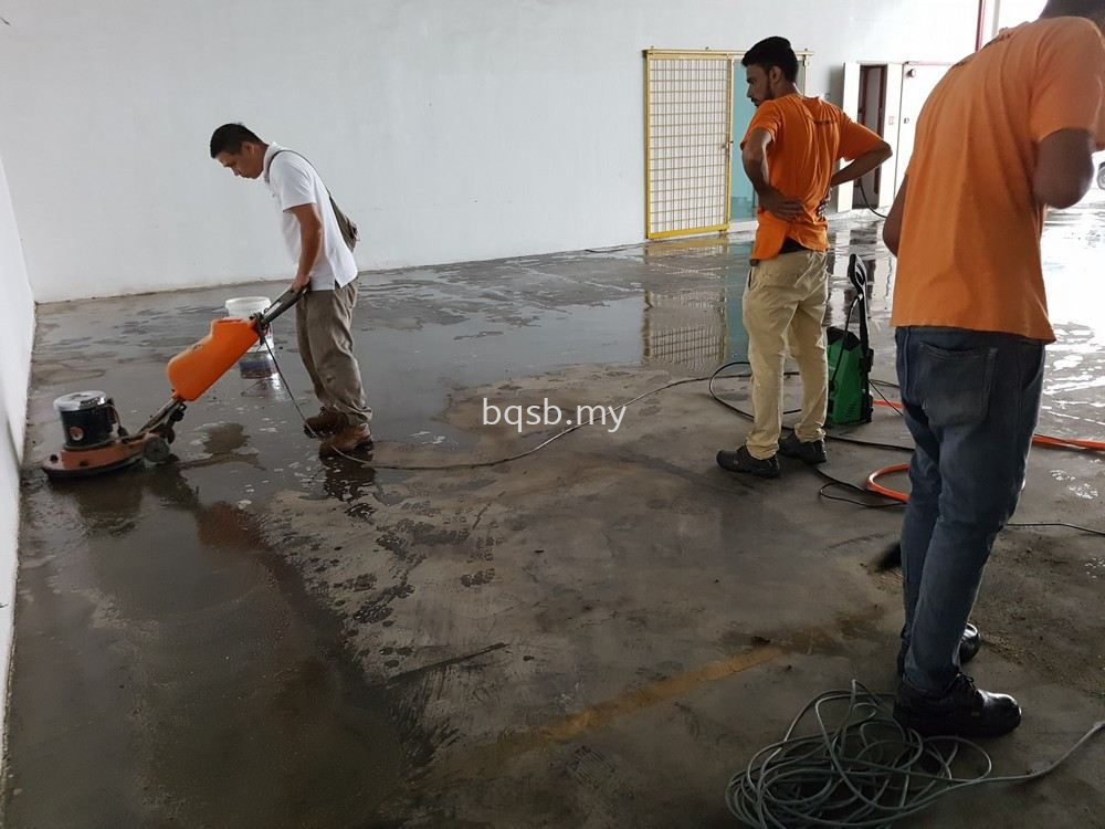 Concrete Polishing Concrete Polishing Cleaning, Polishing, Restoration, Services  ~ Bright Quantico Sdn Bhd