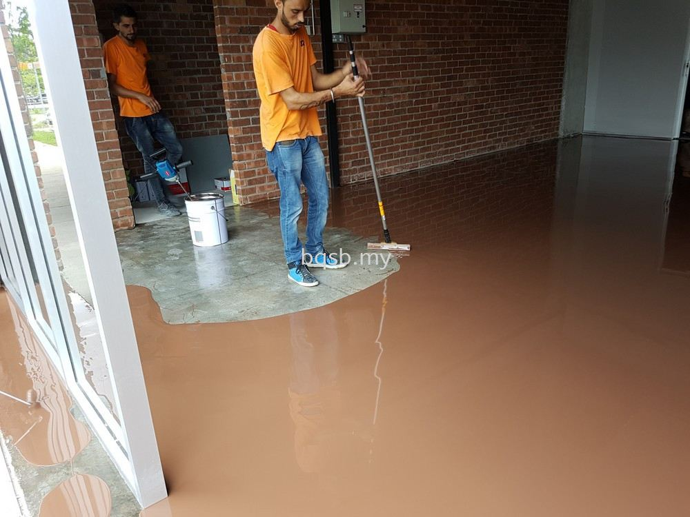 Epoxy Epoxy Cleaning, Polishing, Restoration, Services  ~ Bright Quantico Sdn Bhd