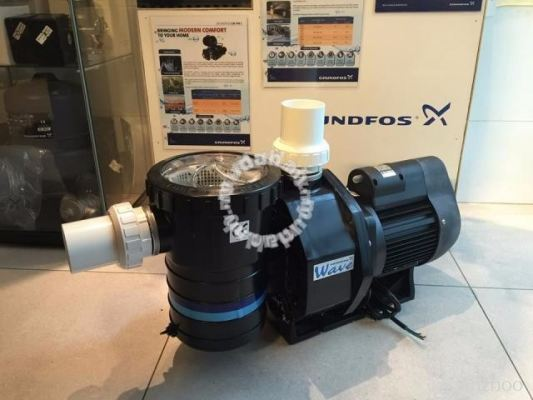 Grundfos 1.5HP Wave Swimming Pool Water Pump