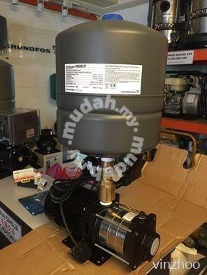 Grundfos 1.0HP Booster Water Pressure Pump CM5-4PT