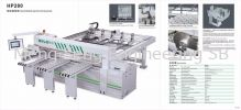 Automatic Panel Sizing Saw HP280 Automatic Panel Saw Panel Saw
