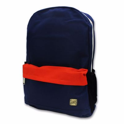 ATTOP BACKPACK AB190 NAVY/RED