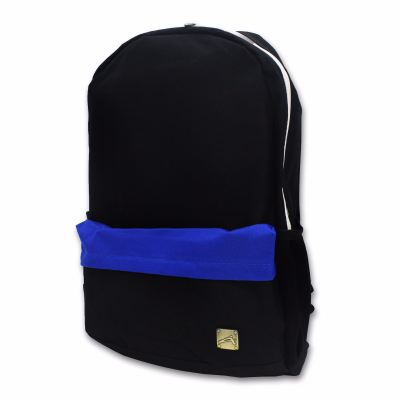 ATTOP BACKPACK AB190 BLACK/ROYAL