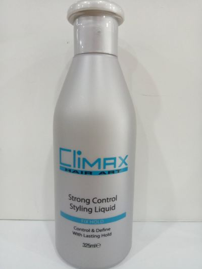CLIMAX STYLING LIQUID 325ML