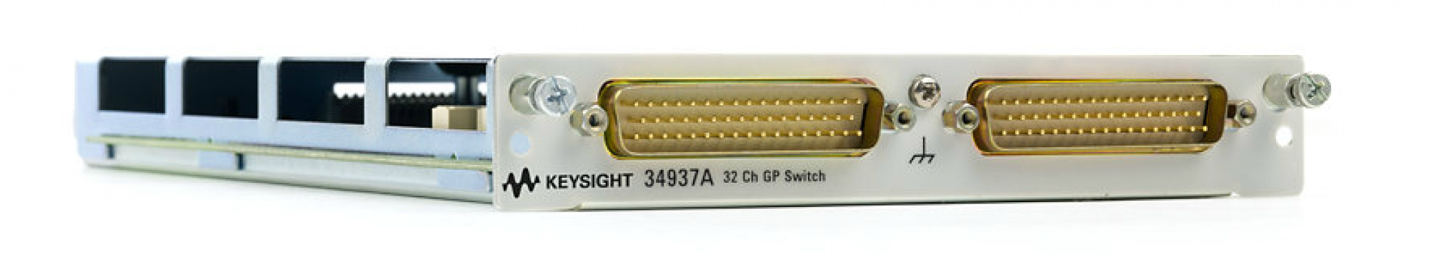 32-Channel FormC/Form A General Purpose Switch for 34980A, 34937A