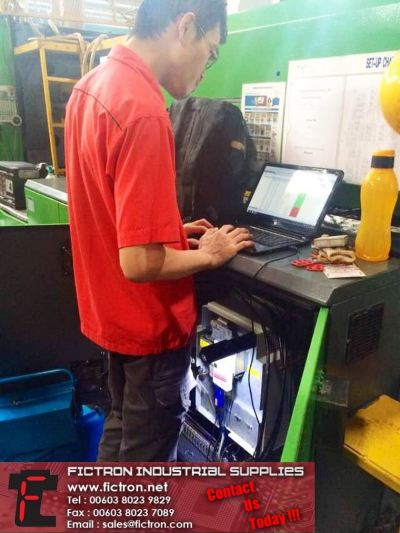 Repairing and Onsite Troubleshoot & Parameter Setting for KEB F5 Drive completed.