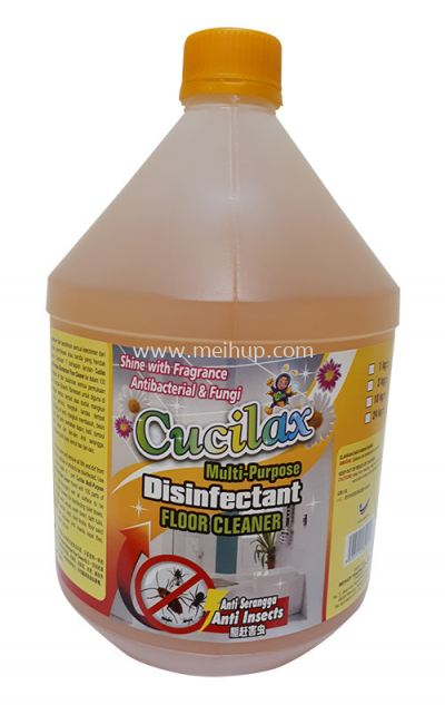 Cucilax Multi-Purpose Disinfectant Floor Cleaner