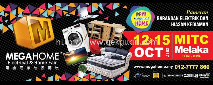 Mega Home Fair @ MITC Malacca