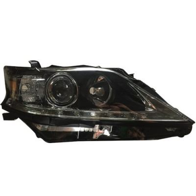 RX350`12 Head Lamp Crystal Projector