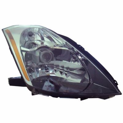 350Z Head Lamp Crystal Projector Chrome