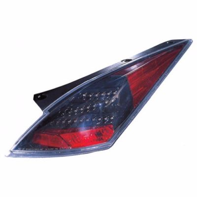 350Z Rear Lamp Crystal LED Black