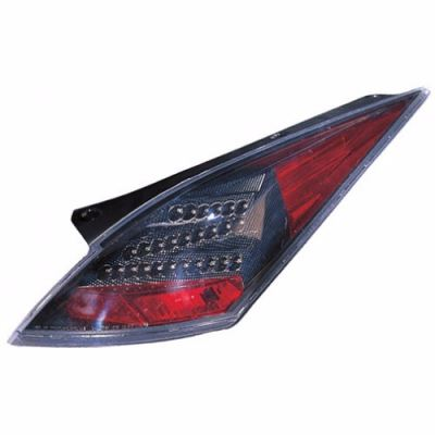 350Z Rear Lamp Crystal LED Carbon Look