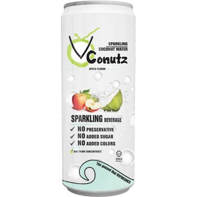 Sparking Coconut Water - Apple